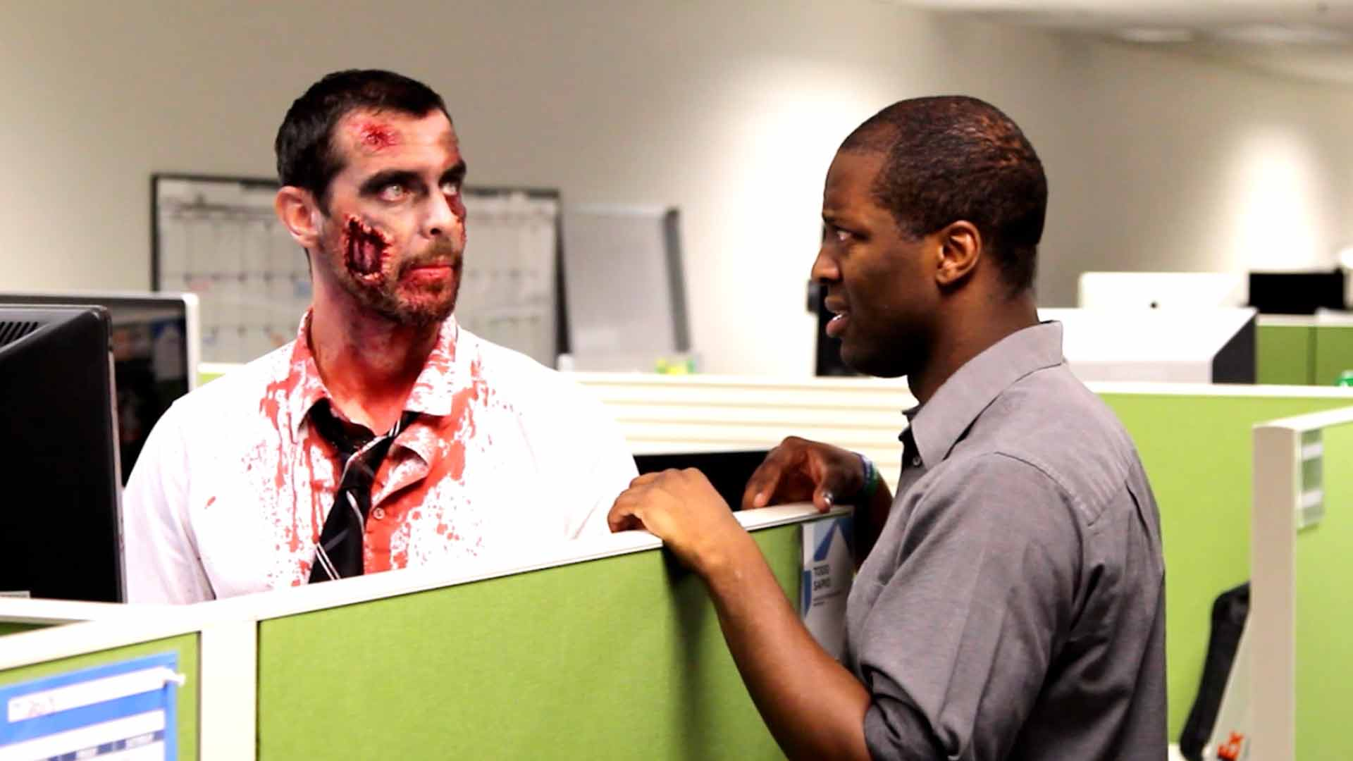 ``Office Zombies`` (Short Film)