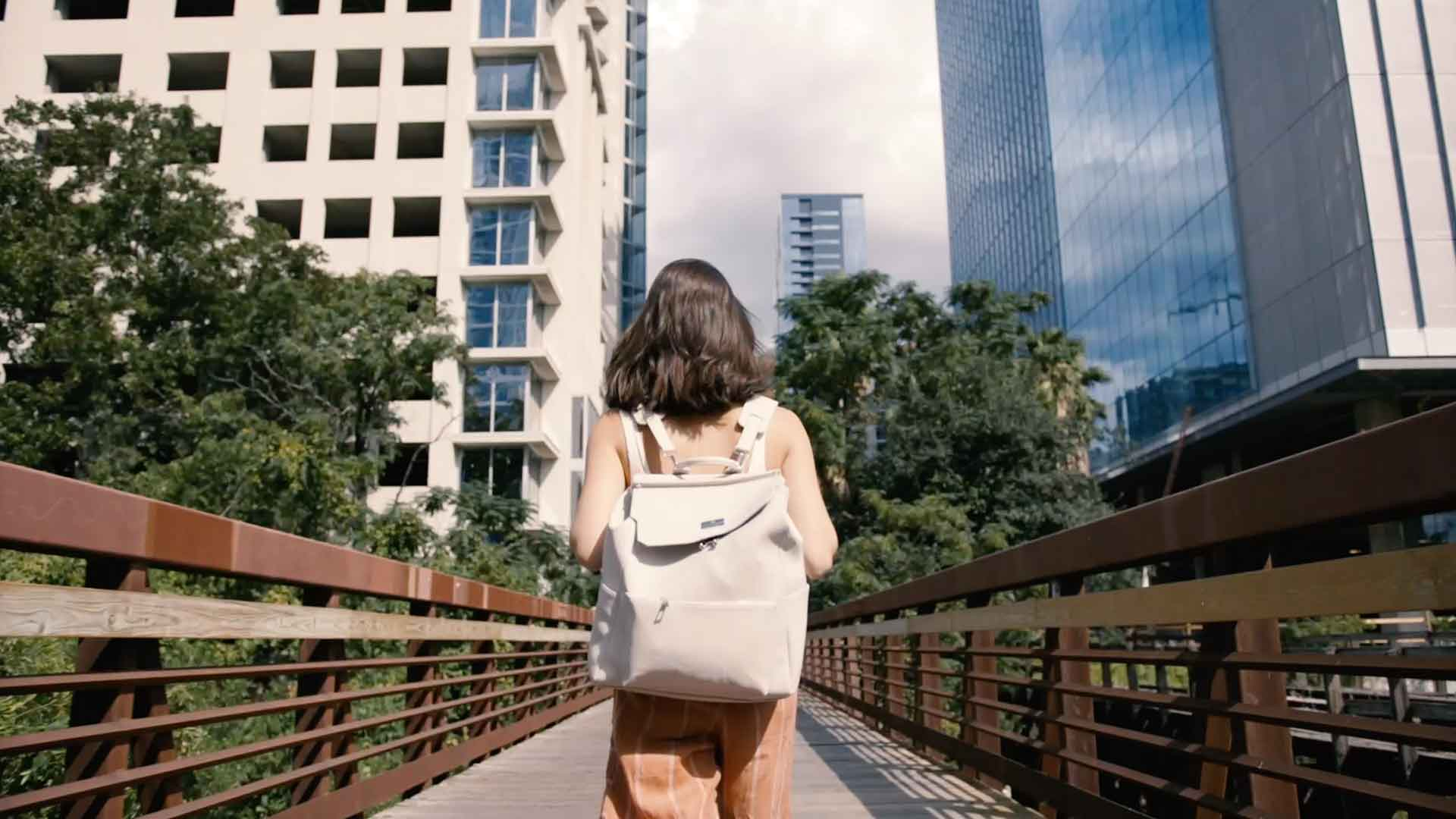 Chic Backpack (Commercial)